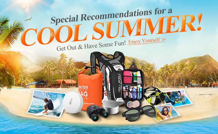 cool your summer now