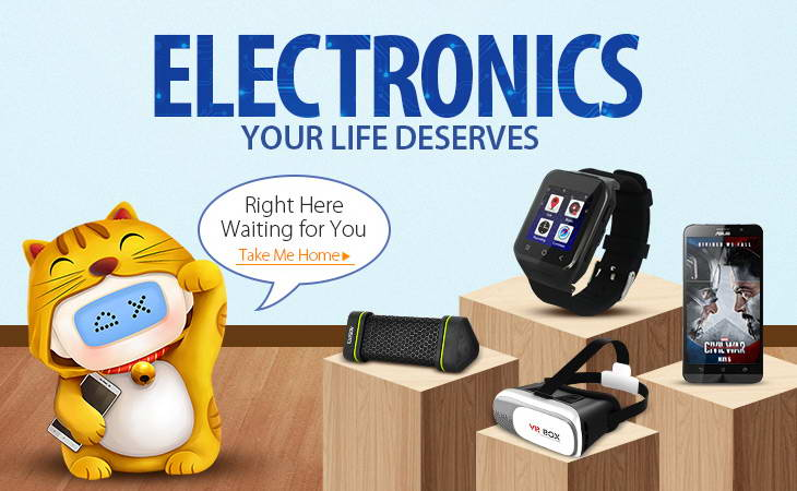 electronics your life deserves