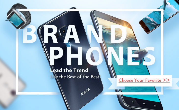 brand phones leads the trend