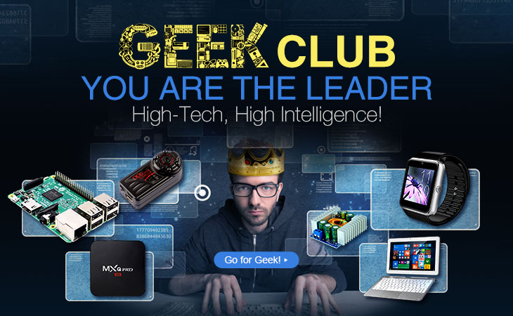 geek club you are the leader